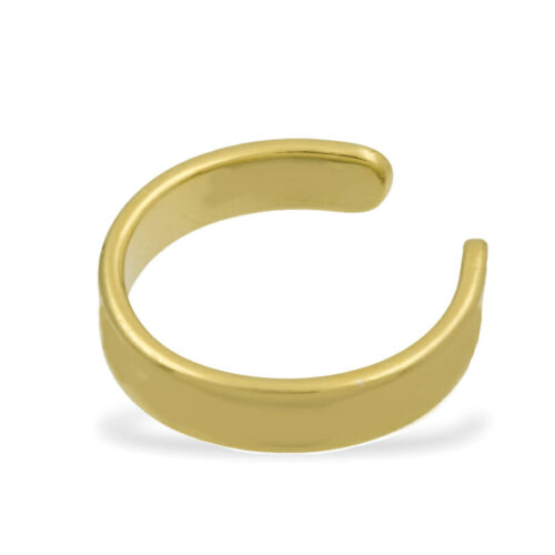 Ear Cuff Clean Gold