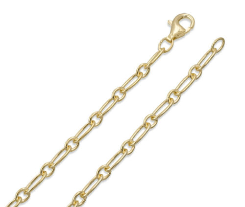 Figaro Ankerkette Gold