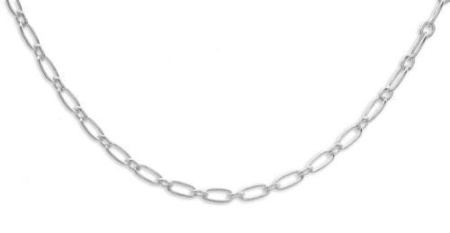 Figaro Ankerkette Silber