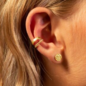 Ear Cuffs Gold