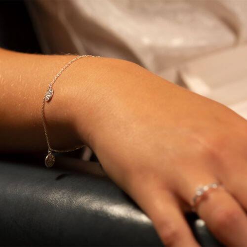 Hammerschlag Armkette