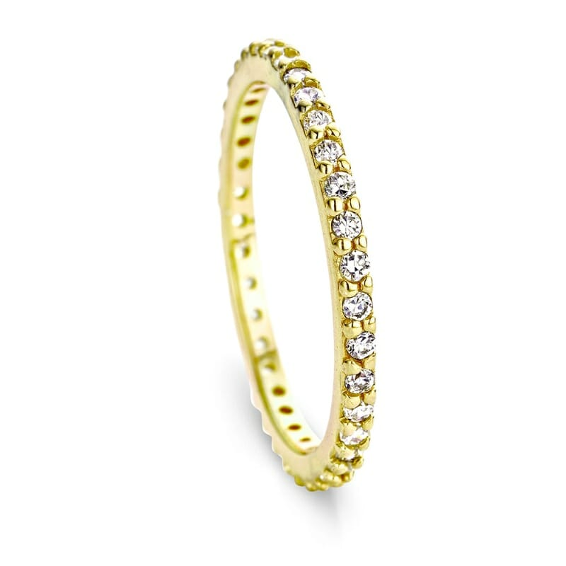 memory ring Gold