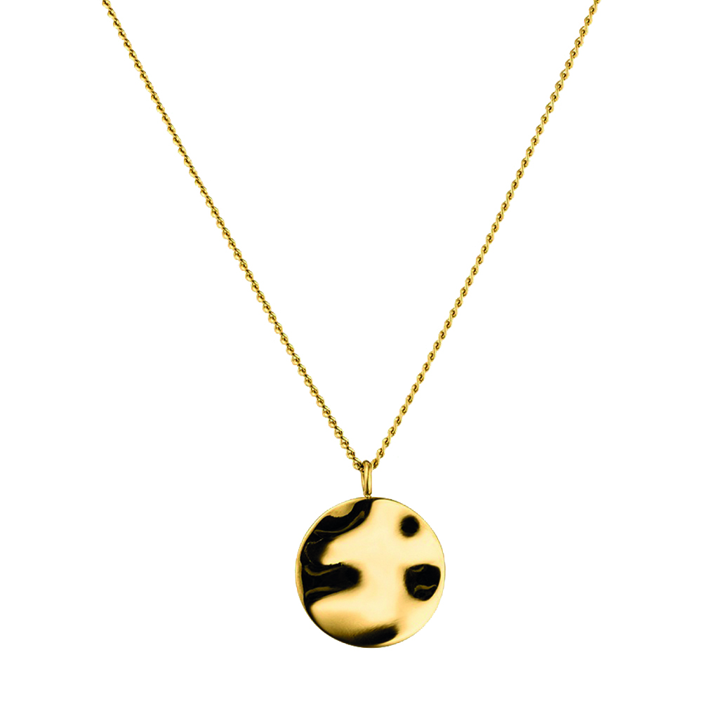 Icrush Halskette gold