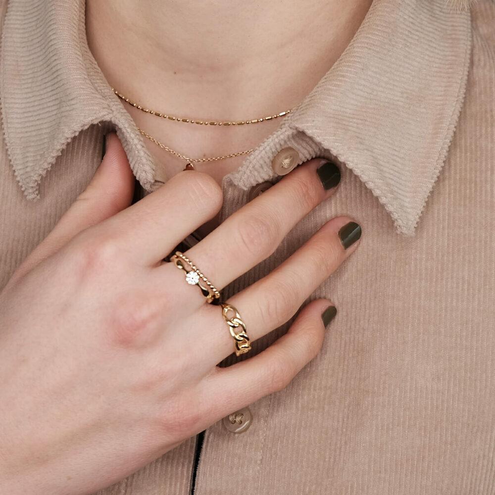 Moderne Ringe