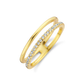 Layering Ring Gold