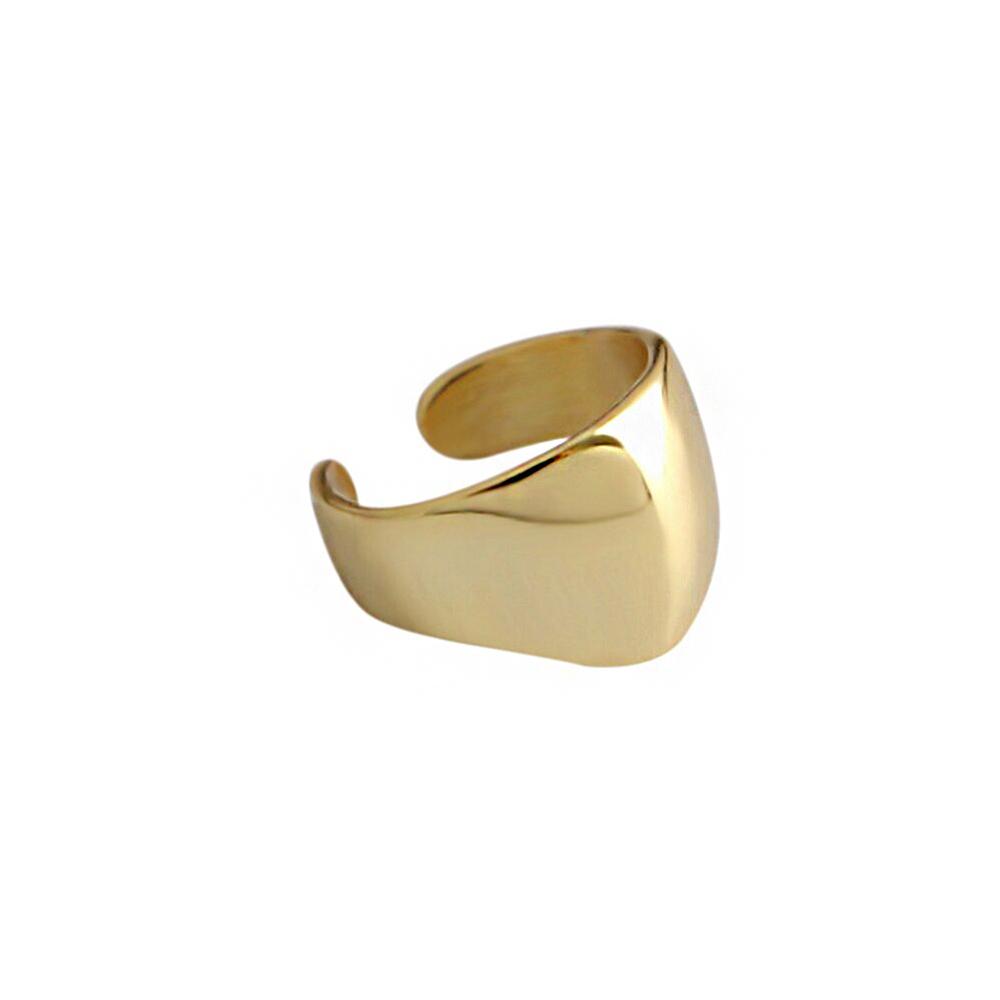 Ear Cuff Crown Silber