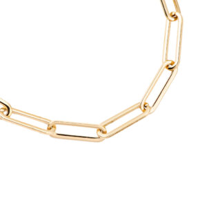Chain Armkette Gold