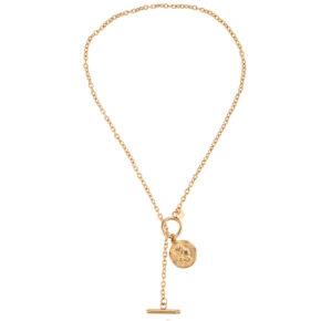 Coin Halskette Gold