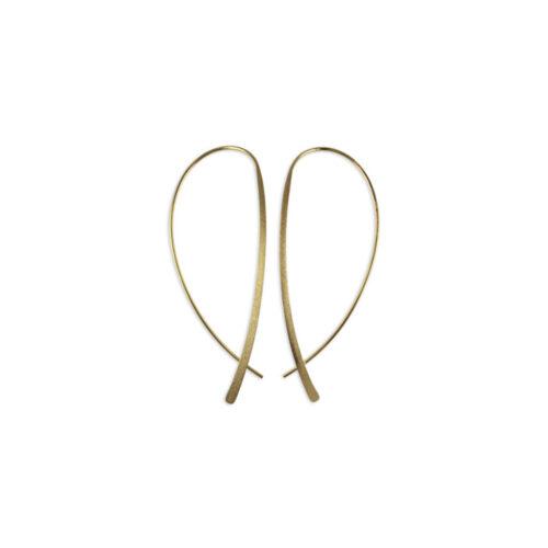 Ohrhänger Gold