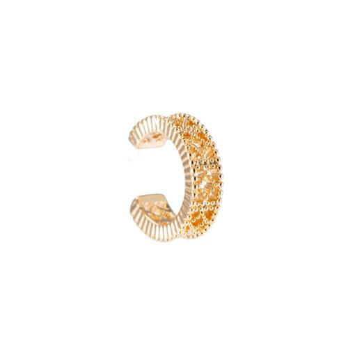 Ear Cuff Oriental Gold