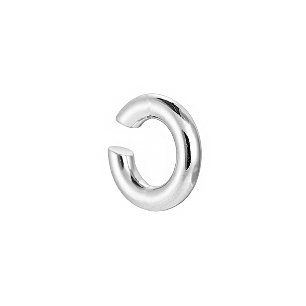 Ear Cuff Bold Silber