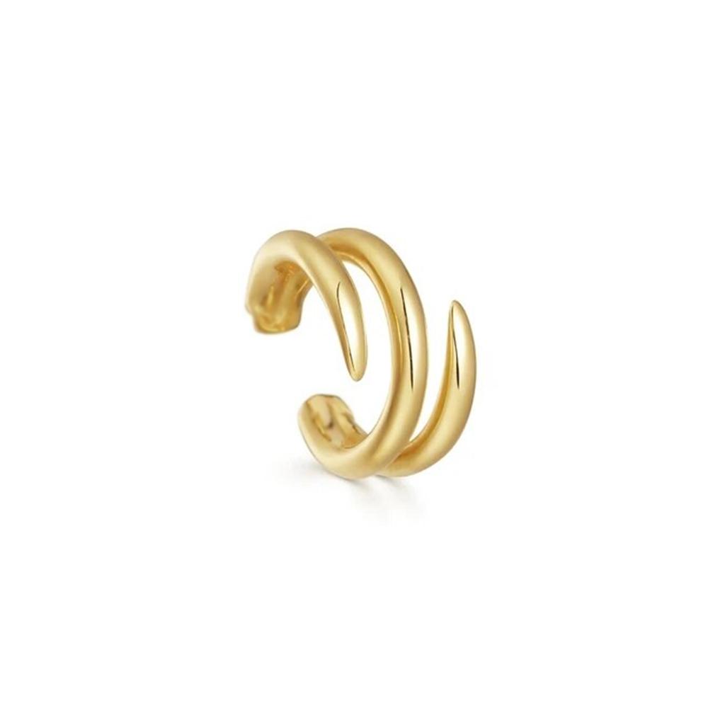 Ear Cuff Lines gold