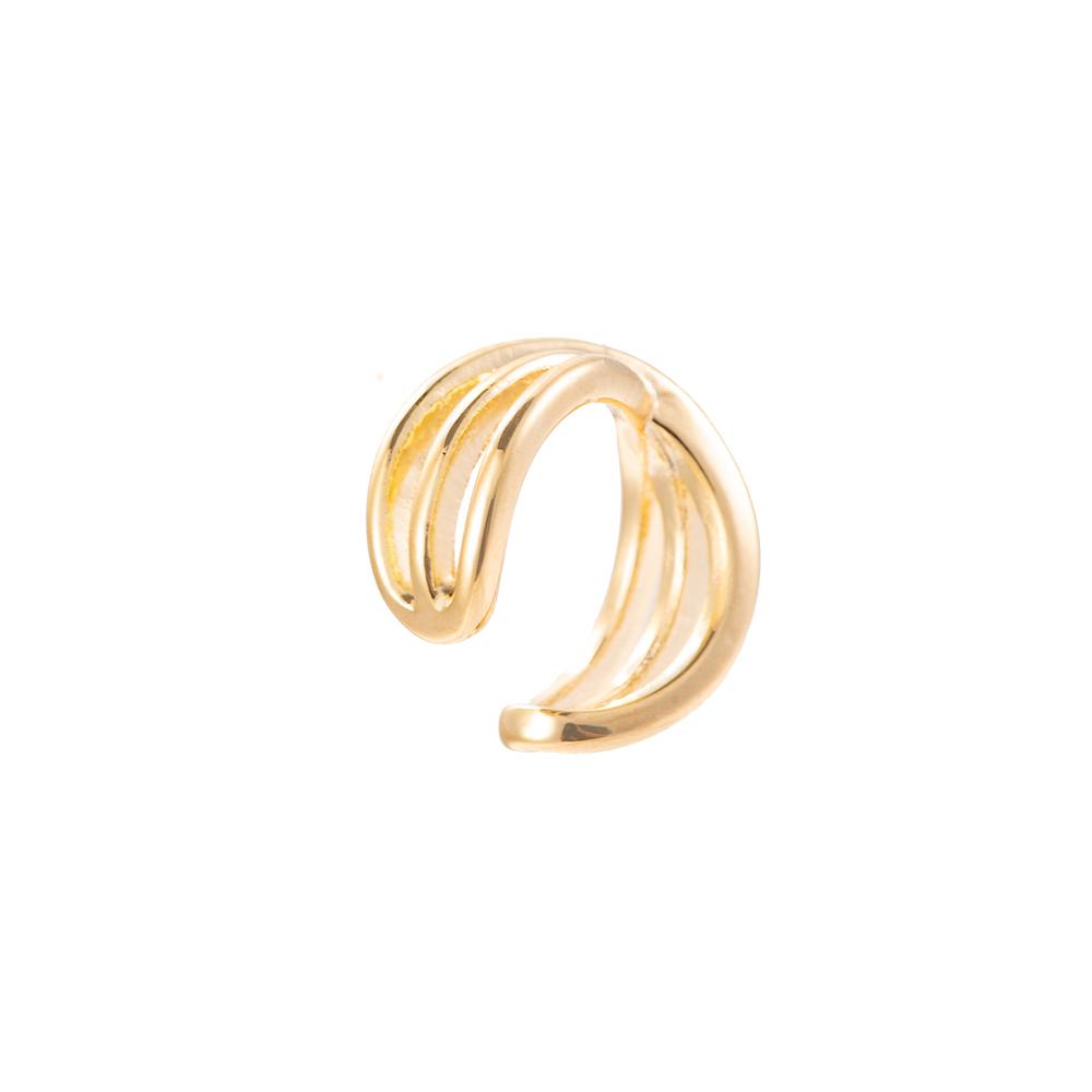 Ear Cuff X Gold