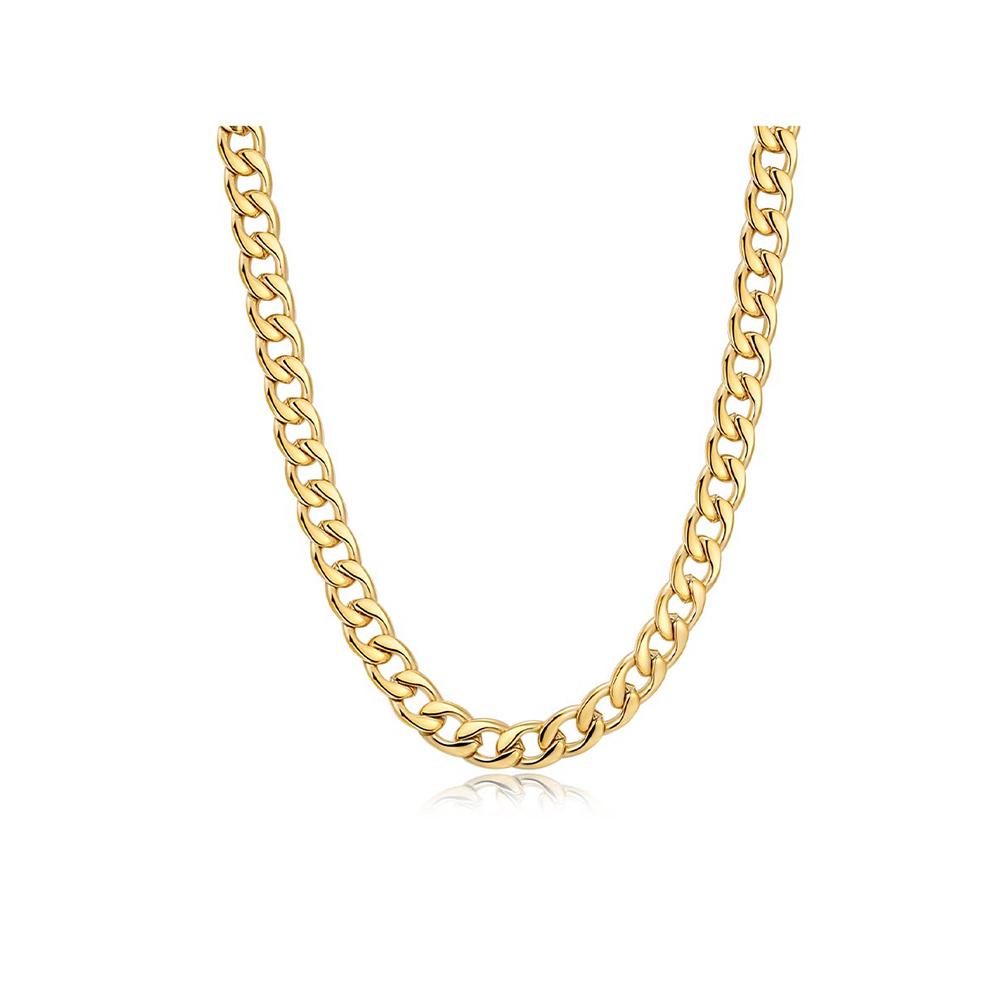 Icrush Revival Halskette Gold