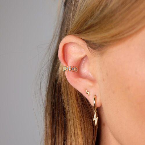 Ear Cuff Gold Schmuck