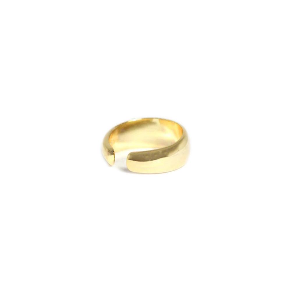 Ear Cuff anna Gold vergoldet 925 Silver plated